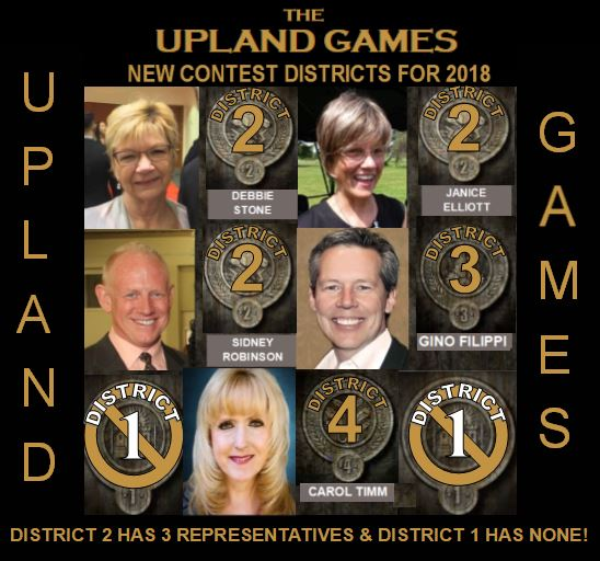 Upland Games 1