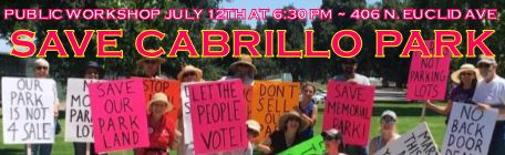 Save Cabrillo 11
