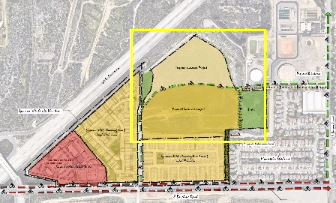 Sycamore Park Site Where 475 Units Will Be Built On 32 Acres