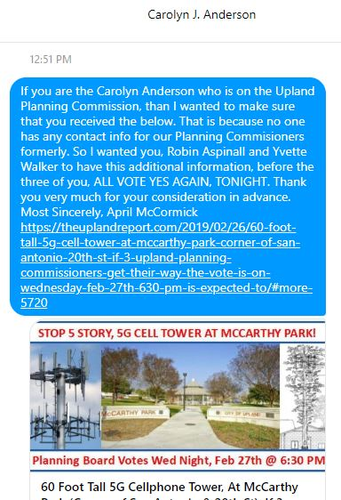 McCarthy Park email 1