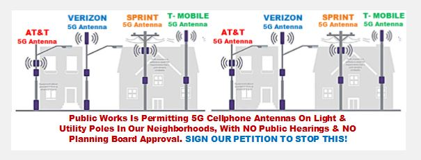 5G Means 40,000 to 106,400 Cellphone Antennas Per Every Square Mile In Upland & Permits Have Been Issued! Cellphone Antennas Next To Homes With ZERO Public Hearings & ZERO Notification! Plus, Council Meets 4/29 To Evaluate City Manager's Horrible Job Performance!
